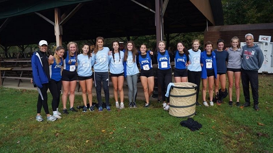 CVCA Girls Cross Country